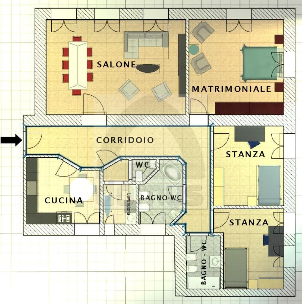 appartamento s. vito
